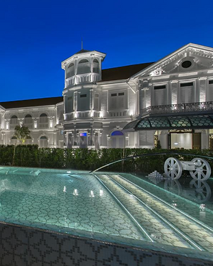 Macalister Mansion - George Town - Malai