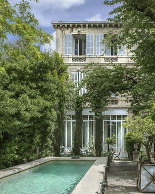 MY HOTEL CHIC - boutique hotels et maisons d'hôtes design, intimistes et trendy - L'Hôtel Particulier - Arles