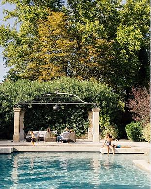 MY HOTEL CHIC - boutique hotels et maisons d'hôtes design, intimistes et trendy - Le Mas de Chabran - Maussane les Alpilles