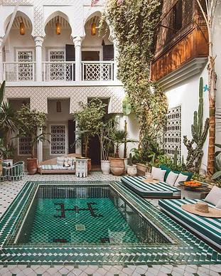 Le Riad Yasmine - Marrakech Maroc.png