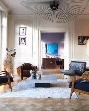 MY HOTEL CHIC - boutique hotels et maisons d'hôtes design, intimistes et trendy - Villa Paula - B&B - Tourcoing - Art déco - Nord
