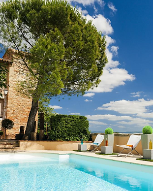 MY HOTEL CHIC - boutique hotels et maisons d'hôtes design, intimistes et trendy - Cap de Castel - Puylaurens - Tarn