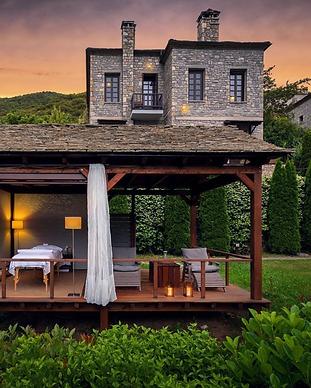 Aristi Mountain Resort - Aristi Grèce.pn