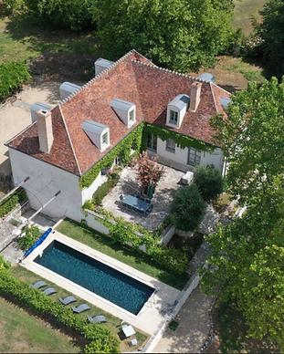 MY HOTEL CHIC - boutique hotels et maisons d'hôtes design, intimistes et trendy - La Clairière de la Reine Hortense - Val d'Oise - Maison