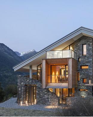 MY HOTEL CHIC - boutique hotels et maisons d'hôtes design, intimistes et trendy - Mineral Lodge - Les Arcs - Chalet