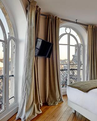 MY HOTEL CHIC - boutique hotels et maisons d'hôtes design, intimistes et trendy - TINAH Paris - 2ème arrondissement