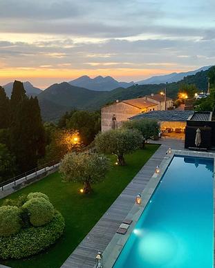 MY HOTEL CHIC - boutique hotels et maisons d'hôtes design, intimistes et trendy - U Palazzu Serenu - Golfe de saint florent - Corse