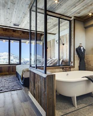 MY HOTEL CHIC - boutique hotels et maisons d'hôtes design, intimistes et trendy - Refuge de Solaise - Val d'Isère