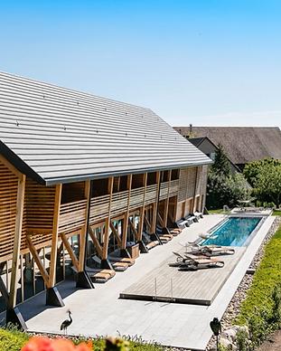 MY HOTEL CHIC - boutique hotels et maisons d'hôtes design, intimistes et trendy - hôtel des berges - spa - restaurant étoilé - Alsace