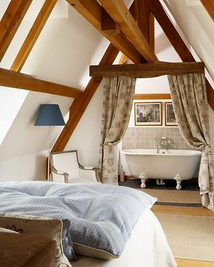 MY HOTEL CHIC - boutique hotels et maisons d'hôtes design, intimistes et trendy - château de fleury - forêt de Fontainebleau