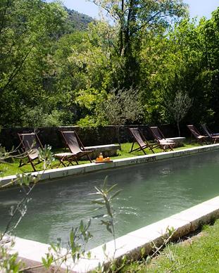 MY HOTEL CHIC - boutique hotels et maisons d'hôtes design, intimistes et trendy - Château d'Uzer - Ardèche