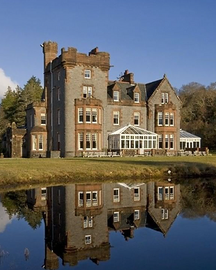 Cromlix Hotel - Perthshire Ecosse.png