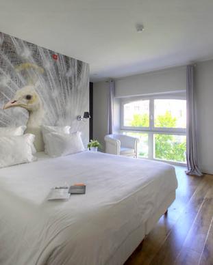 MY HOTEL CHIC - boutique hotels et maisons d'hôtes design, intimistes et trendy - 21 Foch - Angers