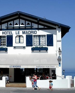 MY HOTEL CHIC - boutique hotels et maisons d'hôtes design, intimistes et trendy - Le Madrid - Guéthary