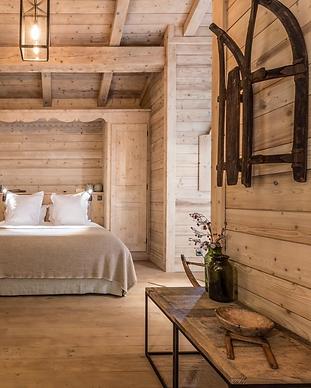 MY HOTEL CHIC - boutique hotels et maisons d'hôtes design, intimistes et trendy - Le Cerf Amoureux - Combloux