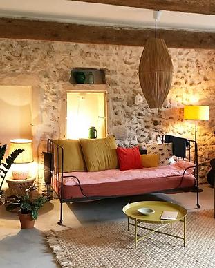MY HOTEL CHIC - boutique hotels et maisons d'hôtes design, intimistes et trendy - La Petite Maison Rousse - Vaucluse