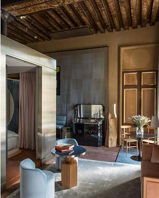 MY HOTEL CHIC - boutique hotels et maisons d'hôtes design, intimistes et trendy - Cour des Vosges - Paris