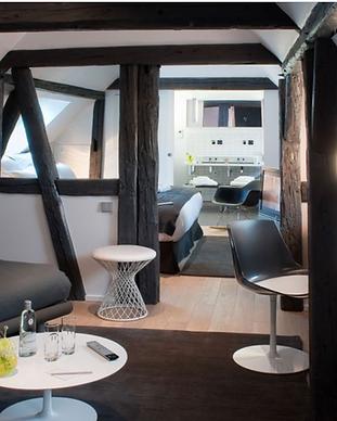 MY HOTEL CHIC - boutique hotels et maisons d'hôtes design, intimistes et trendy - Hôtel Quatorze - Colmar - Alsace