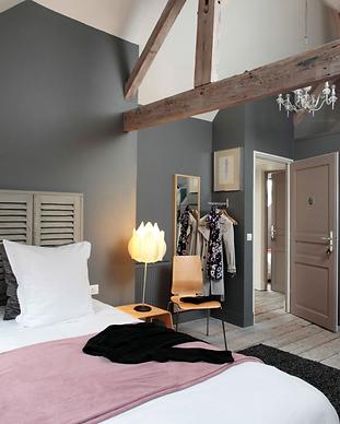MY HOTEL CHIC - boutique hotels et maisons d'hôtes design, intimistes et trendy - Au Vélocipède - Saint Valéry sur Somme - Baie de Somme