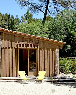 MY HOTEL CHIC - boutique hotels et maisons d'hôtes design, intimistes et trendy - Les cabanes de la Lèque - Alpilles