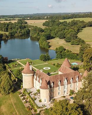 MY HOTEL CHIC - boutique hotels et maisons d'hôtes design, intimistes et trendy - Domaine des Etangs - Château - Charente