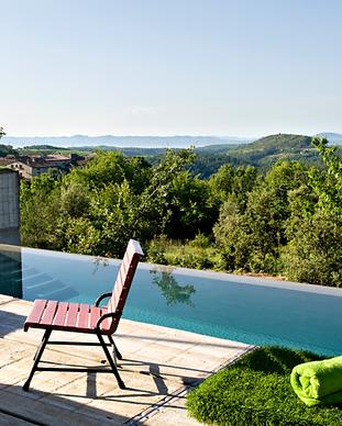 MY HOTEL CHIC - boutique hotels et maisons d'hôtes design, intimistes et trendy - Les Blanches de Payzac - Ardèche