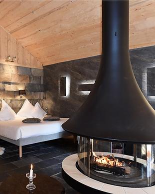 MY HOTEL CHIC - boutique hotels et maisons d'hôtes design, intimistes et trendy - domaine du haut jardin - Chalets - spa - Vosges