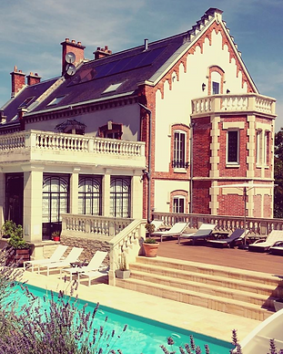 MY HOTEL CHIC - boutique hotels et maisons d'hôtes design, intimistes et trendy - la villa eugène - Epernay - Champagne