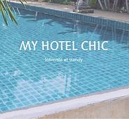 My Hotel Chic Icône
