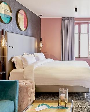 MY HOTEL CHIC - boutique hotels et maisons d'hôtes design, intimistes et trendy - Maison Tiegezh - Morbihan - Guer