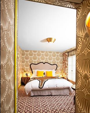 MY HOTEL CHIC - boutique hotels et maisons d'hôtes design, intimistes et trendy - Hôtel Thoumieux - Paris - Invalides