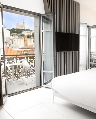 MY HOTEL CHIC - boutique hotels et maisons d'hôtes design, intimistes et trendy - Hôtel C2 - Marseille