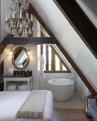 MY HOTEL CHIC - boutique hotels et maisons d'hôtes design, intimistes et trendy - Manoir de Surville - Eure et Loire - Normandie
