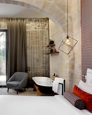 MY HOTEL CHIC - boutique hotels et maisons d'hôtes design, intimistes et trendy - Hôtel des Remparts - Aigues Mortes