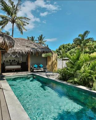 Slow Private Pool Villas - Gili Air Indo