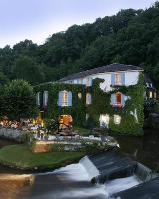 MY HOTEL CHIC - boutique hotels et maisons d'hôtes design, intimistes et trendy - Le Moulin de l'Abbaye - Périgord