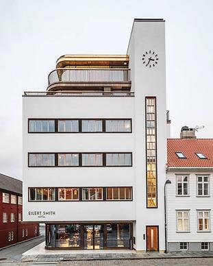 Eilert Smith Hotel - Stavanger Norvège.p