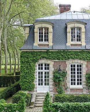 MY HOTEL CHIC - boutique hotels et maisons d'hôtes design, intimistes et trendy - Hameau et régie de Courances - Parc du Gâtinais - Ile de France