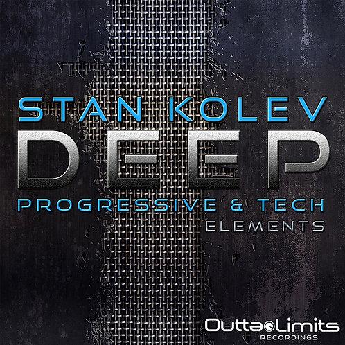 Outta Limits - Stan Kolev - DEEP Progressive & Tech Elements [Sample Pack]