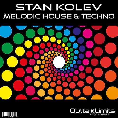 Outta Limits - Stan Kolev - Melodic House & Techno [Sample Pack]