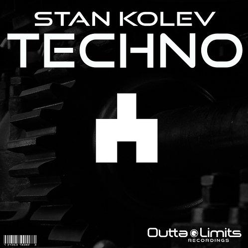 Outta Limits - Stan Kolev - TECHNO [Sample Pack]