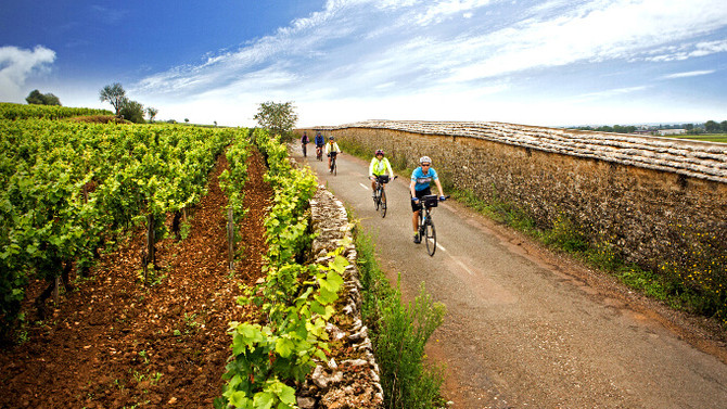 The 8 Best Cycling Routes in France