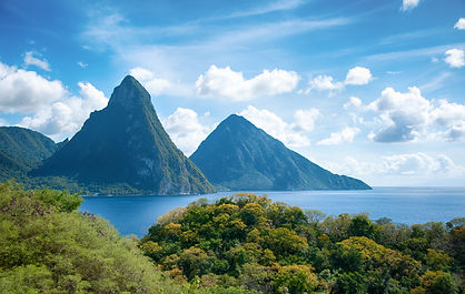 St. Lucia Best Caribbean Islands For Inc