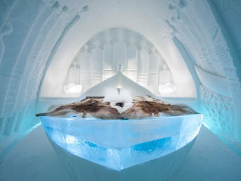 Life Beyond the Lobby | Icehotel