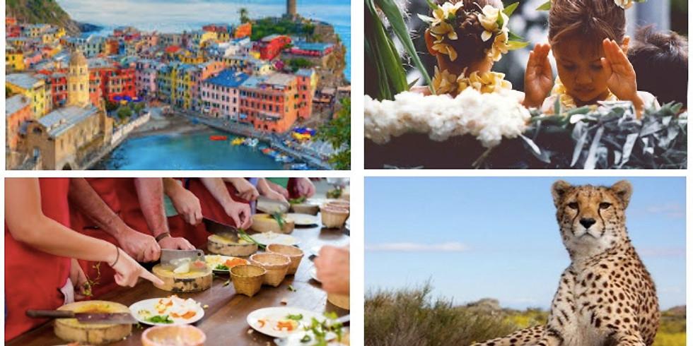 September Travel Night: Virtual Vacations