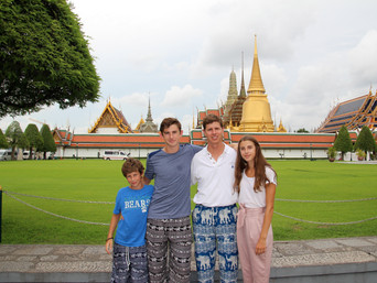 Journey to Southeast Asia