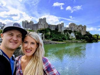 Wandering in Wonderous Wales
