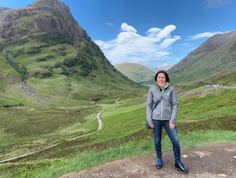 A Long-Awaited Trip to Scotland