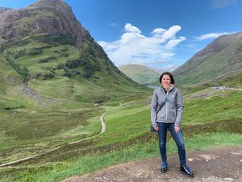 A Long-Awaited Trip to Scotland