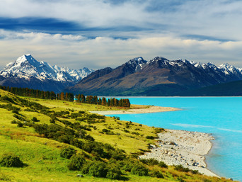 Travel Inspiration | New Zealand